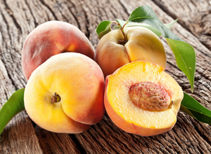 Peach 'Harvester'-0