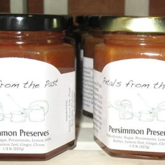 Persimmon Preserves-0
