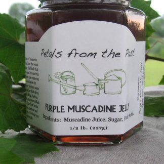 Purple Muscadine Jelly-0