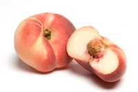 Peach 'Saturn Peento'-1389